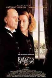 The Remains Of The Day DVD - 19665 DVDS