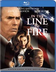 In The Line Of Fire Ce Blu-Ray - 19668 BDS