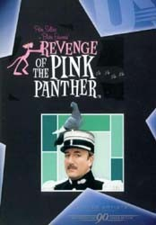 Revenge Of The Pink Panther DVD - 19791UADVDF