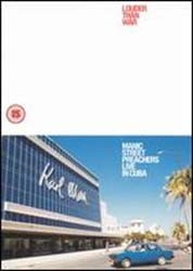 Manic Street Preachers - Live In Cuba - Louder Than War DVD - 2014719