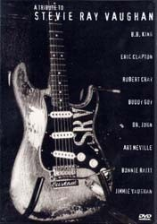 A Tribute To Stevie Ray Vaughan DVD - 2018179