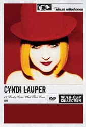 Cyndi Lauper - 12 Deadly Cyns...And Then Some DVD - 2019809