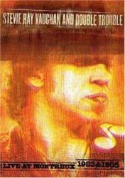 Stevie Ray Vaughan And Double Trouble - Live At Montreux 1982 And 1985 DVD - 2023339
