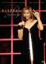 Barbra Streisand - The Concert: Live At The Mgm Grand DVD - 2023449