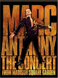 Marc Anthony - Concert From Madison Square Garden DVD - 2024329
