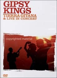 Gipsy Kings - Tierra Gitana And Live In Concert DVD - 2029339