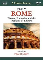 A Musical Journey: Rome DVD - 2110504