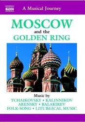 A Musical Journey: Moscow DVD - 2110507