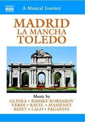 A Musical Journey: Madrid DVD - 2110509