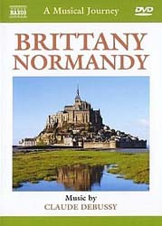 Debussy - Brittany & Normandy DVD - 2110514