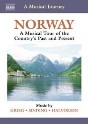 A Musical Journey: Norway DVD - 2110515