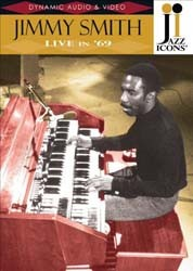 Jimmy Smith Live In 69 (Jazz Icons) - Live In 69 CD - 2119018
