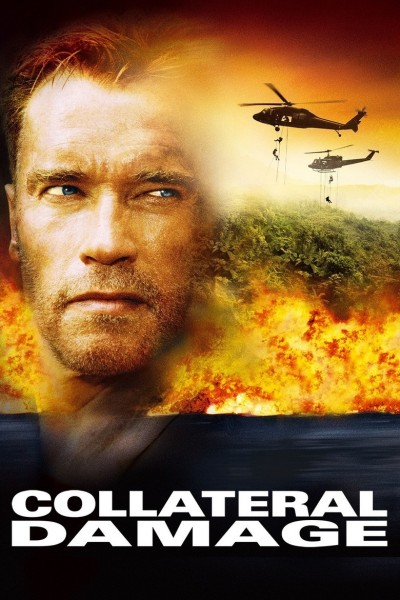 Collateral Damage DVD - 21324 DVDW