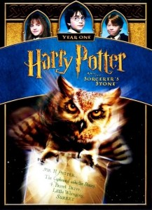 Harry Potter and the Philosopher's Stone DVD - 22658 DVDW