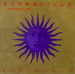 Alphaville - The Breathtaking Blue CD - 2292448552