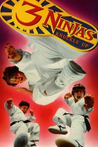 3 Ninjas Knuckle Up DVD - 10226418