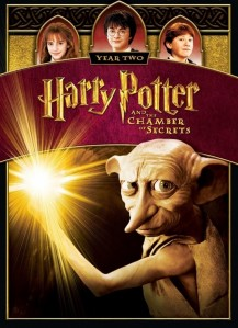 Harry Potter and the Chamber of Secrets DVD - 23592 DVDW