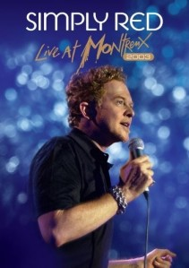 Simply Red - Live at Montreux 2003 DVD - 50363 6982249