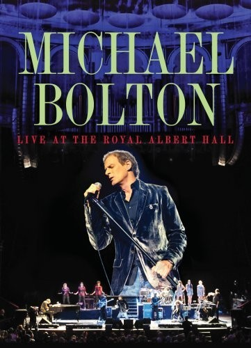 Michael Bolton - Live at Royal Albert Hall DVD - 50363 6982239