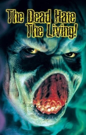 The Dead Hate the Living! DVD - KL5061