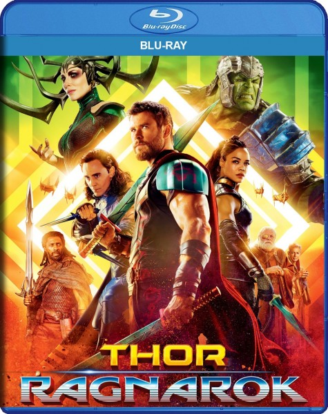 Thor: Ragnarok 2017 480p BluRay Dual Audio Hindi 300MB