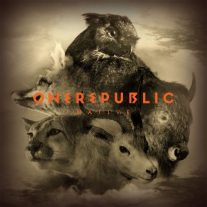 OneRepublic - Native CD - 06025 3783611