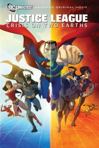 Justice League: Crisis on Two Earths DVD - Y27330 DVDW