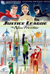 Justice League: The New Frontier DVD - Y21939 DVDW