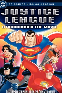Justice League - Starcrossed DVD - 31285 DVDW