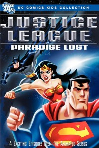 Justice League: Paradise Lost DVD - 24153 DVDW
