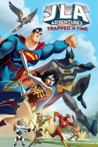 JLA Adventures: Trapped in Time DVD - Y32966 DVDW