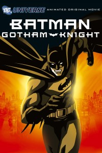 Batman: Gotham Knight DVD - Y12332 DVDW