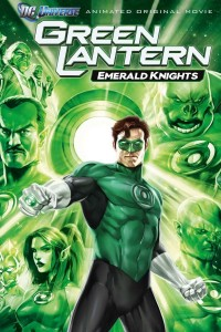 Green Lantern: Emerald Knights DVD - Y27707 DVDW
