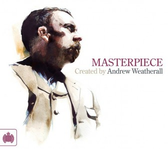 Andrew Weatherall - Masterpiece Created By CD - MOSCD287