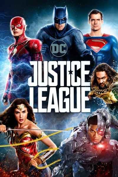Justice League (Steelbook) Blu-Ray - Y34841/1 BDW