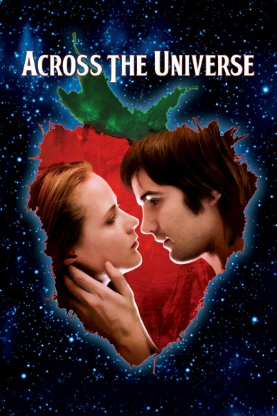 Across the Universe DVD - 10228129