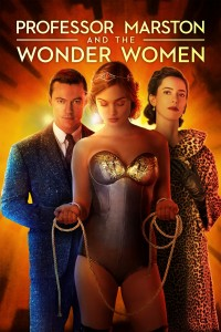 Professor Marston and the Wonder Women DVD - 10228335