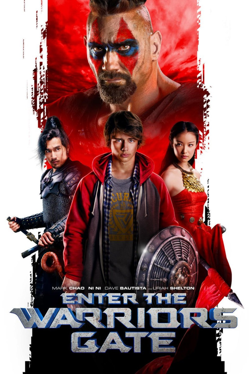 Enter the Warriors Gate DVD - 04253 DVDI