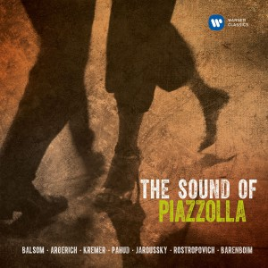 The Sound of Piazzolla CD - 9029583189