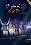 Joyous Celebration - 22 - All For You DVD - DVPAR5113