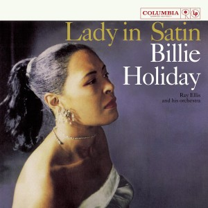 Billie Holiday - Lady In Satin CD - CDCOL7654