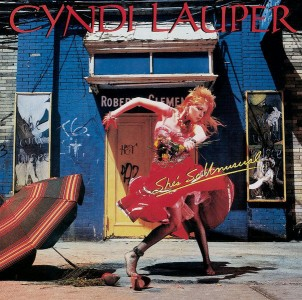 Cyndi Lauper - She's So Unusual CD - CDEPC6248