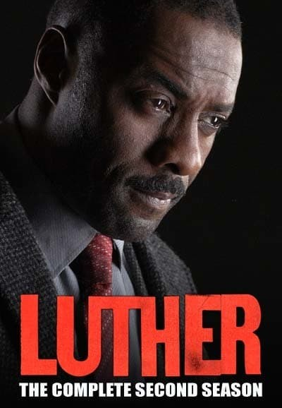 Luther: Series 2 DVD - LBBCDVD3358