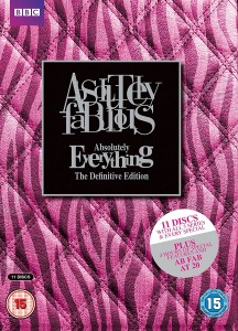 Absolutely Fabulous - Absolutely Everything Definitive Edition Box Set  DVD - LBBCDVD2973