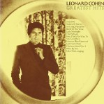 Leonard Cohen -  Greatest Hits VINYL - 88985435361