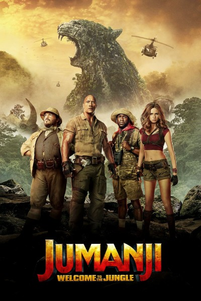 Jumanji: Welcome to the Jungle DVD - 10228415