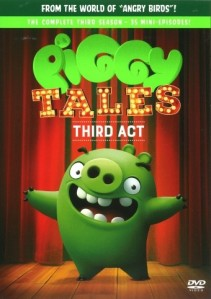 Piggy Tales: Third Act DVD - 10228416