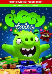 Piggy Tales: Holiday Heist DVD - 10228417