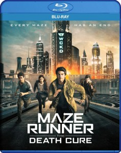 Maze Runner: The Death Cure Blu-Ray - BDF 67900