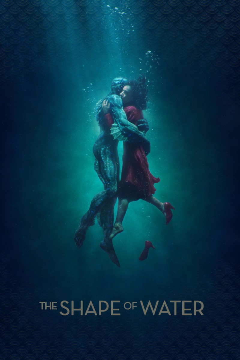 The Shape of Water DVD - 83301 DVDF